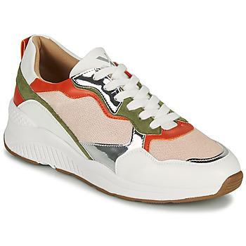 Schuhe Damen Sneaker Low Vanessa Wu BK2242BA Multicolor