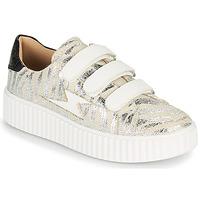 Schuhe Damen Sneaker Low Vanessa Wu BK2065BA Grau