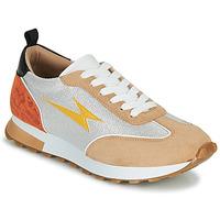Schuhe Damen Sneaker Low Vanessa Wu BK2268BG Beige / Gelb / Orange