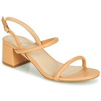 Schuhe Damen Sandalen / Sandaletten Vanessa Wu SD2253CM Camel