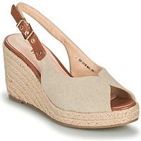 Schuhe Damen Sandalen / Sandaletten Vanessa Wu SD2238BG Beige / Braun