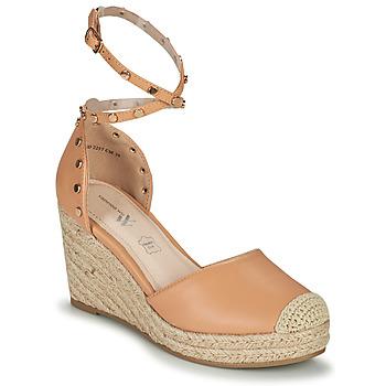 Schuhe Damen Sandalen / Sandaletten Vanessa Wu SD2257CM Camel