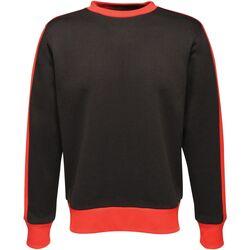 Kleidung Herren Sweatshirts Regatta  Schwarz