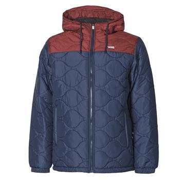 Kleidung Herren Jacken Vans MN WOODCREST II Blau