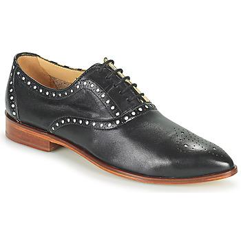 Schuhe Damen Derby-Schuhe Melvin & Hamilton JESSY 61 Schwarz