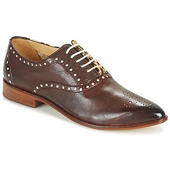 Schuhe Damen Derby-Schuhe Melvin & Hamilton JESSY 61 Braun