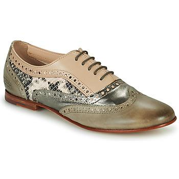 Schuhe Damen Derby-Schuhe Melvin & Hamilton SONIA 1 Grau