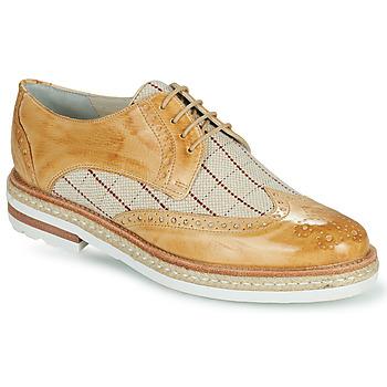 Schuhe Damen Derby-Schuhe Melvin & Hamilton AMELIE 3 Gelb