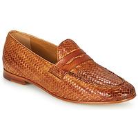 Schuhe Damen Slipper Melvin & Hamilton SCARLETT 52 Braun
