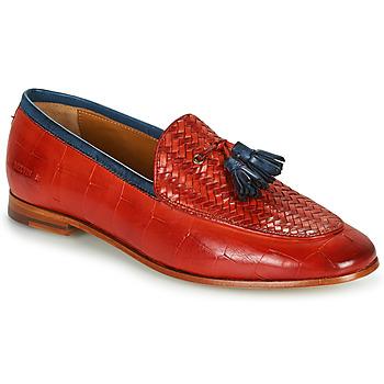 Schuhe Damen Slipper Melvin & Hamilton SCARLETT 44 Rot