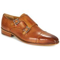 Schuhe Herren Richelieu Melvin & Hamilton LANCE 1 Braun