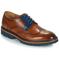 Schuhe Herren Derby-Schuhe Melvin & Hamilton MATTHEW 33 Braun