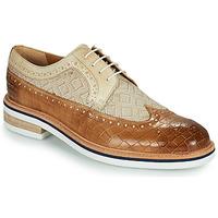 Schuhe Herren Derby-Schuhe Melvin & Hamilton TREVOR 10 Braun