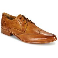 Schuhe Herren Richelieu Melvin & Hamilton TONI 2 Braun
