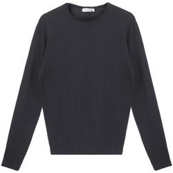 Kleidung Herren Pullover Daniele Alessandrini Piacenza Pullover mit Rundhalsausschn Noir