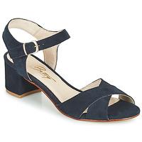Schuhe Damen Sandalen / Sandaletten Betty London OSKAIDI Marine