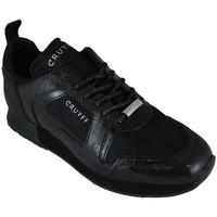 Schuhe Herren Sneaker Low Cruyff lusso black Schwarz