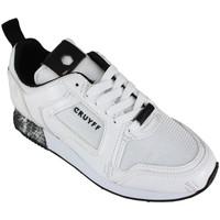 Schuhe Herren Sneaker Low Cruyff lusso white Weiss