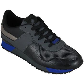 Schuhe Herren Sneaker Low Cruyff cosmo dk.grey/max blue Schwarz