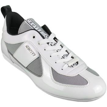 Schuhe Herren Sneaker Low Cruyff nite crawler cc7770203411 Weiss