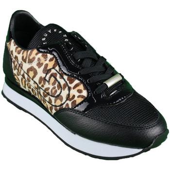 Schuhe Damen Laufschuhe Cruyff parkrunner cc4931203100 Schwarz