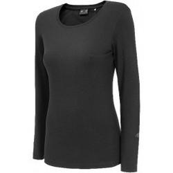 Kleidung Damen Sweatshirts 4F Womens Schwarz