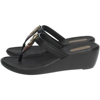 Schuhe Damen Sandalen / Sandaletten Grendha 82826 Schwarz
