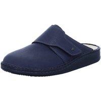 Schuhe Herren Hausschuhe Finn Comfort Amalfi Amalfi 01515650241 blau