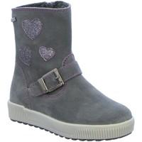 Schuhe Mädchen Babyschuhe Richter Maedchen 4371 8111 6301 grau