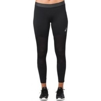 Kleidung Damen Leggings Asics Base Layer 78 Tight W Schwarz