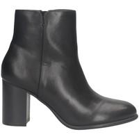 Schuhe Damen Ankle Boots Gold&gold GU80 Stiefeletten Frau SCHWARZ SCHWARZ