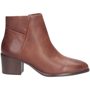 Schuhe Damen Ankle Boots Gold&gold GU76 Stiefeletten Frau LEDER LEDER