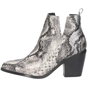 Schuhe Damen Klassische Stiefel Gold&gold GU85-1 SCHWARZ / FELSEN