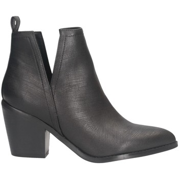 Schuhe Damen Klassische Stiefel Gold&gold GU85 SCHWARZ