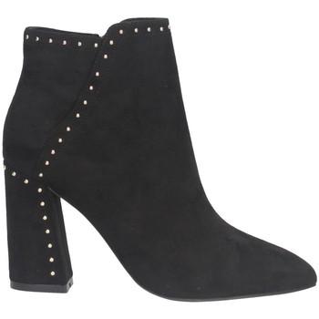 Schuhe Damen Ankle Boots Gold&gold GE90 SCHWARZ