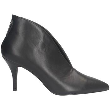 Schuhe Damen Ankle Boots Gold&gold GD262 SCHWARZ