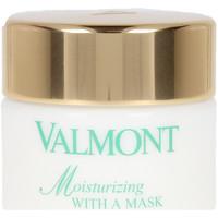 Beauty Damen Serum, Masken & Kuren Valmont Nature Moisturizing With A Mask