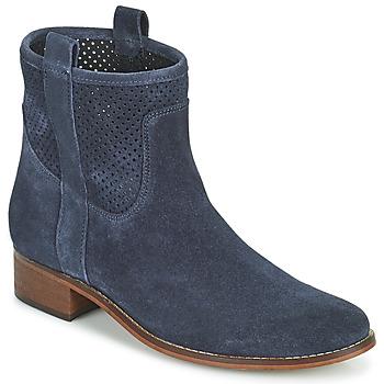 Schuhe Damen Boots Betty London OSEILAN Marine