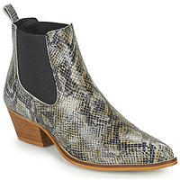 Schuhe Damen Boots Betty London OGEMMI Maulwurf