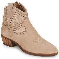 Schuhe Damen Boots Betty London OGEMMA Beige
