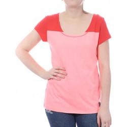 Kleidung Damen T-Shirts Millet MIV7800-8467 Rose