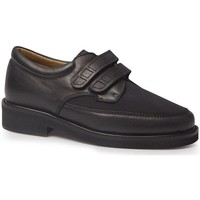 Schuhe Derby-Schuhe & Richelieu Calzamedi SCHUHE  DIABETIC SPECIAL JUANETES 0693 BLACK