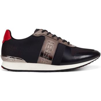Schuhe Herren Sneaker Low Ed Hardy - Mono runner-metallic black/gunmetal Schwarz