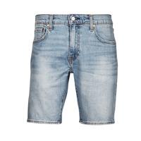 Kleidung Herren Shorts / Bermudas Levi's 411 Slim Short Blau