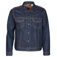 Kleidung Herren Jeansjacken Levi's THE TRUCKER JACKET Blau