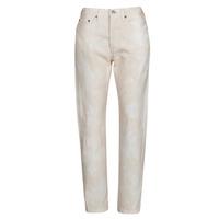 Kleidung Damen Boyfriend Jeans Levi's 501 CROP Pfirsisch