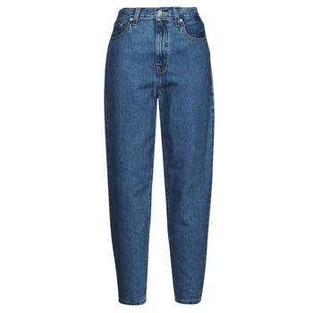 Kleidung Damen Boyfriend Jeans Levi's HIGH LOOSE TAPER Blau