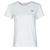 Kleidung Damen T-Shirts Levi's PERFECT TEE Grau