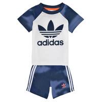 Kleidung Jungen Kleider & Outfits adidas Originals GN4110 Weiss