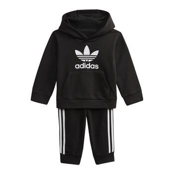 Kleidung Kinder Sweatshirts adidas Originals DV2809 Schwarz